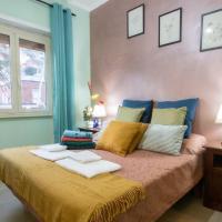 B&B Colorful Suite Yard