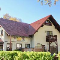 Spreewaldhotel zum Krabat mit Ferienwohnungen der KrabatResidenz, отель в городе Бург