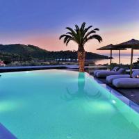 Panormos Beach Hotel Skopelos, hotel in Panormos Skopelos