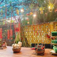 Trầm Homestay, hotel in Thôn An Hòa
