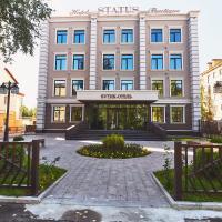 Бутик-отель «STATUS», отель в Ухте