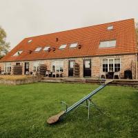 Accommodatie in herbouwde boerenschuur