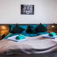 Stylish apartment - Kitchen - Parking - Netflix