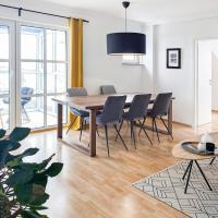 Laydo Lodges Freising mit 3 Schlafzimmern und Wintergarten