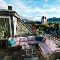 Bergen Penthouse - Spacious apartment with amazing terrace