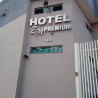 Hotel ZM Premium, hotel in Cosmópolis