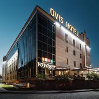 Ovis Hotel, hotel near Kharkiv International Airport - HRK, Kharkiv