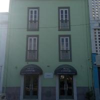 Praia Confort, отель в городе Прая