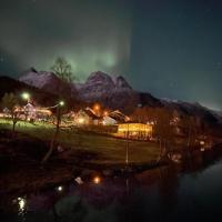 "House on the lake, hotel near ""Harstad/Narvik Airport, Evenes"" - EVE, Bogen"