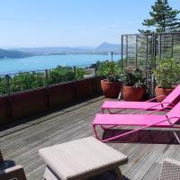 Le Clos Du Lac - location de chambres, hotel in Veyrier-du-Lac