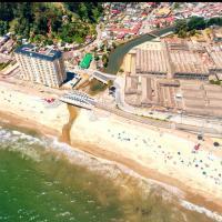 Departamento ubicado Playa Bellavista, Tomé