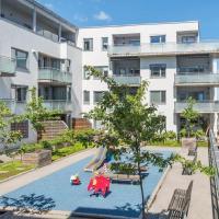 Modern City Apartment - Lillestrøm-Strømmen, hotel in Lillestrøm