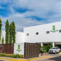 Hotel Agualcas, hôtel à Managua près de: Aéroport international de Managua - MGA