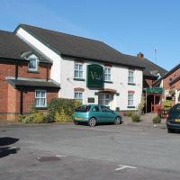 The Villa Express, hotel in Kirkham