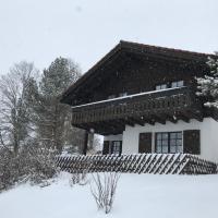 Chalet Auszeit, отель в городе Mogelsberg