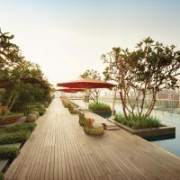 JEN Singapore Orchardgateway by Shangri-La (SG Clean): Singapur'da bir otel