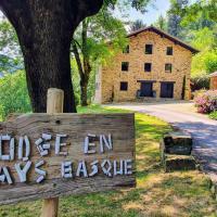 Gîte de charme Lodge en Pays Basque, hotel in Valcarlos