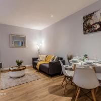 OnPoint Apartments - Lovely 2 Bedroom Apt -Nottingham Centre