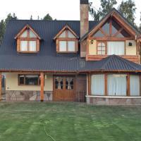 Casa con Excelente Vista en Bariloche máximo 7 pax