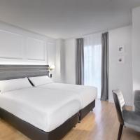 Hotel Inca, отель в городе Сарагоса