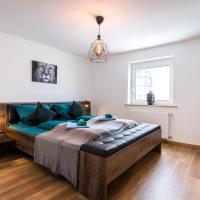 AUGSBURG'S GRÖSSTE: 4 Schlafzimmer - Parken - Küche