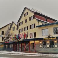 Hotel Post, hotel in Sargans