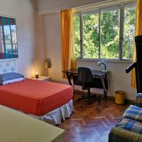 Comfortable room in colourful La Boca district of Buenos Aires