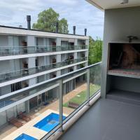 Apartamento equipado en Termas del Dayman, hotel in Termas del Daymán