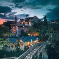 Hotel-Restaurant Kriva Ćuprija, hotel in Mostar