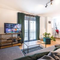 Double Apartment 3 BR - 2 Kitchen - Parking