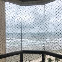 Apartamento de frente para o Mar - Praia Grande