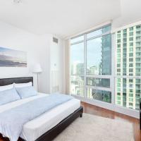 Great View from Cozy Studio 5-Star Value, hotel near Billy Bishop Toronto City Airport - YTZ, Toronto