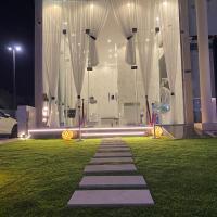 فندق ايزي هوتيل, hotel em Abḩur al Janūbīyah