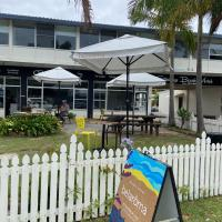 Ettalong Beach motel, hotell i Ettalong Beach