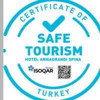 Armagrandi Spina Hotel-Special Category, hotel di Istanbul