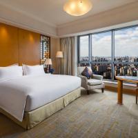 Viesnīca DoubleTree by Hilton Shanghai - Pudong Šanhajā