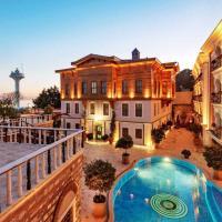 Seven Hills Palace & Spa, khách sạn ở Istanbul