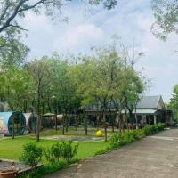 竹亮山莊民宿 民宿 水管屋 露營, hotel in Meinong