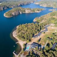 Hällestrand Seaview Apartment, hotell i Strömstad