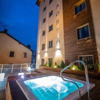HB Aosta Hotel & Balcony SPA, hotel in Aosta