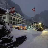 Hostel Gemmi-Lodge