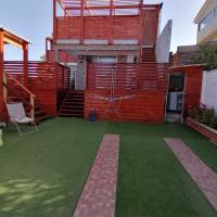 Casa de playa Los Robles, hotel in Cartagena