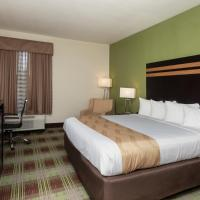 Quality Inn & Suites, hotel in Mount Vernon