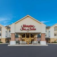 Hampton Inn & Suites Chicago-Hoffman Estates, hotel in Hoffman Estates