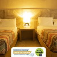 Hotel Puerto Corcho, отель в городе Пуэрто-Морелос