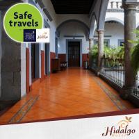 Hotel Hidalgo, hotel en Querétaro