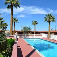 El Rancho Dolores at JT National Park, hotel in Twentynine Palms