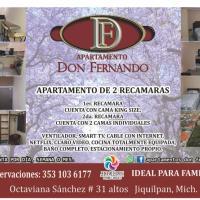 Apartamento studio Don Fernando