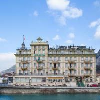 Hotel Central Continental, hotel in Interlaken
