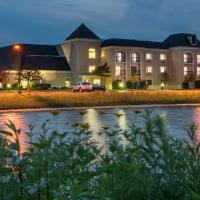 DoubleTree by Hilton Chicago-Wood Dale/Itasca, hotel in Wood Dale